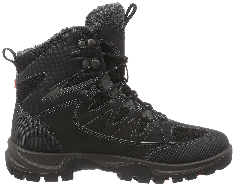 ECCO Women's Xpedition III GTX Hiking Boot B0113OG5TG 38 EU/7-7.5 M US|Black