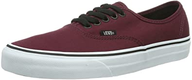 vans authentic lo pro schwarz amazon