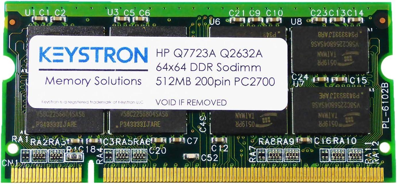 Q2632A 512MB 200pin Memory HP LaserJet 3000 3800 4700