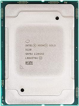 Intel Xeon Gold 5222 Tray Processor 4 Core 3.80GHZ 17MB 105W CPU CD8069504193501 OEM Tray Processor
