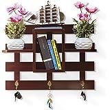 Pournami Key Holder Cum Book Shelf