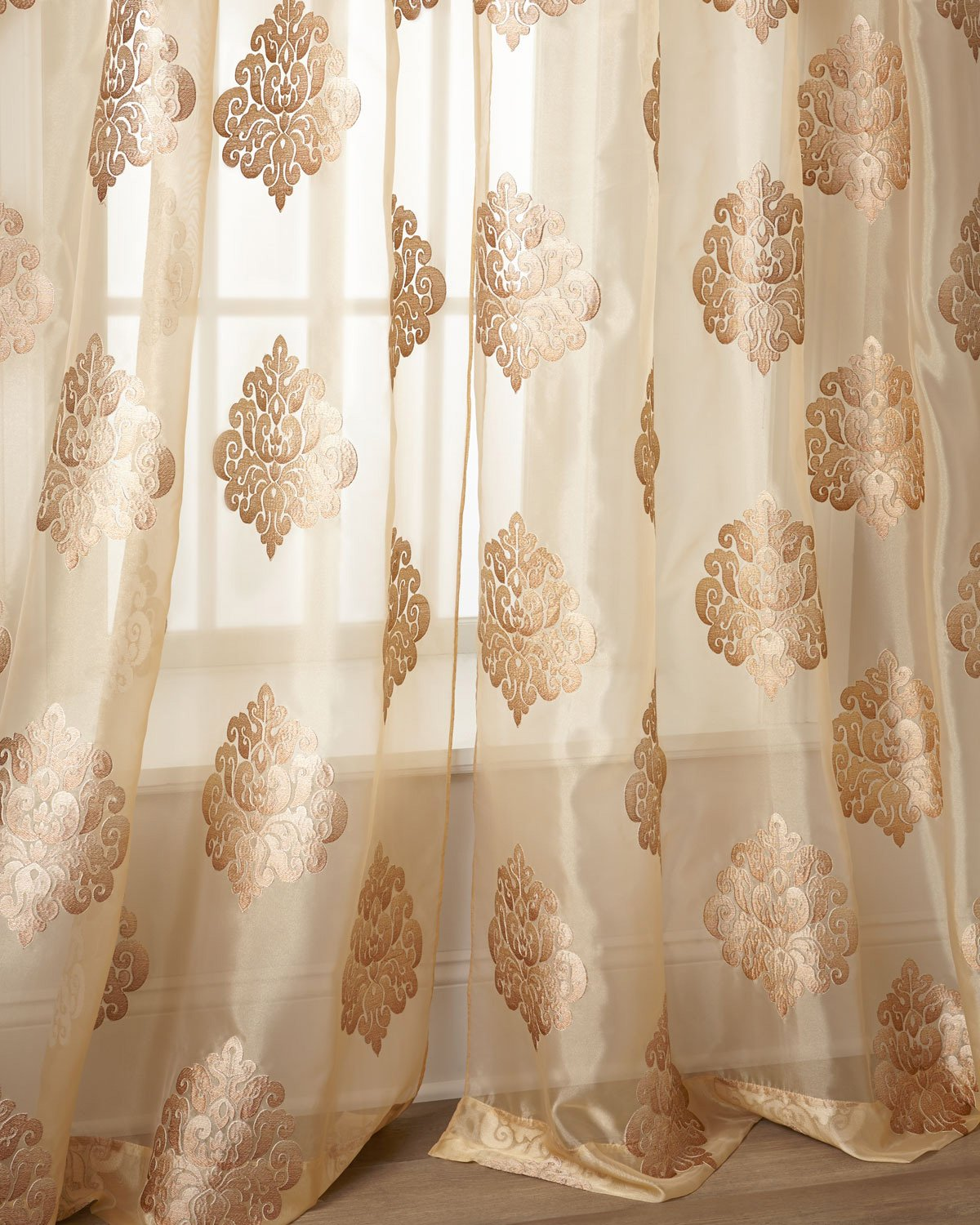 pleated processing white generic yarn voile sheer size bedroom tape az x living natural panels embroidery top embroidered large elegant finel room curtains for pull