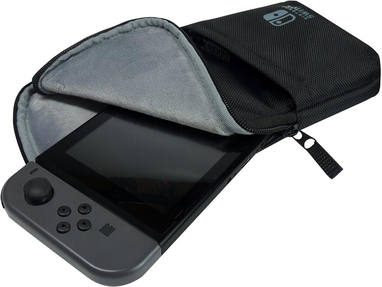 Amazon com: HORI Slim Pouch Officially Licensed - Nintendo