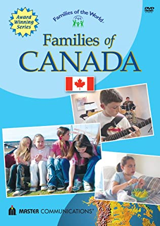 Amazon com: Families of Canada (Families of the World