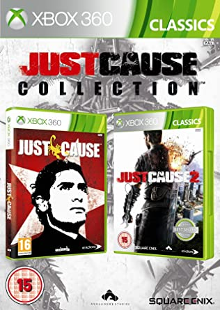 Buy Just Cause Collection (Xbox 360) Online at Low Prices in