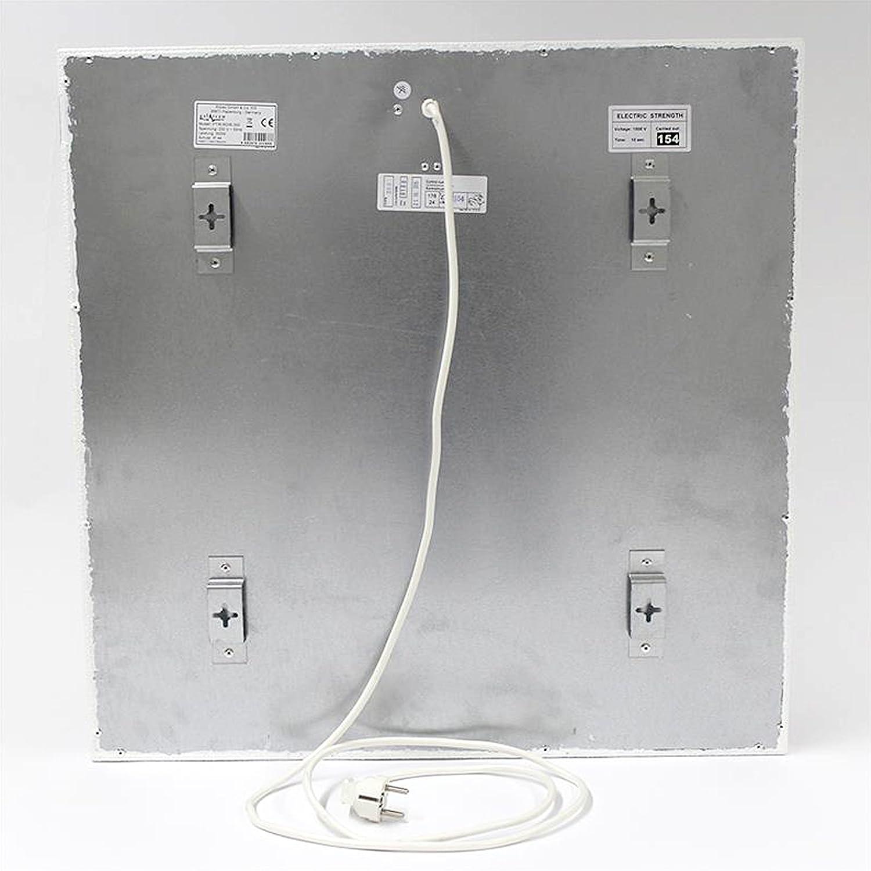 Unauff/älliges Design In wenigen Minuten installiert Allpax Paloterm Infrarot Terrassenheizer 1500 Watt -Schmal gebaut passt Immer schwenkbar In Zwei Gr/ö/ßen lieferbar