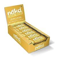 Nakd Lemon Drizzle Gluten Free 35g Bar (Pack of 18)