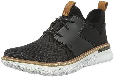 ohw? Blaze - Zapatillas Hombre, Grau (Stone Grey/Date Palm/Black), EU 44