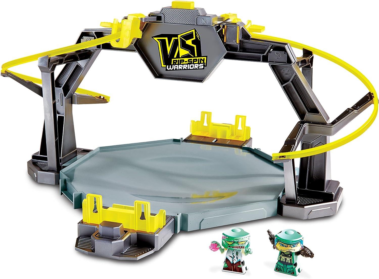 Brand New V5 Rip Spin Warriors Super Stunt Battle Arena