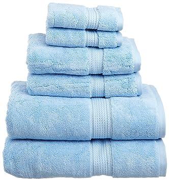 hopopular baño - juego de toallas (Set 7: Amazon.es: Deportes y aire libre