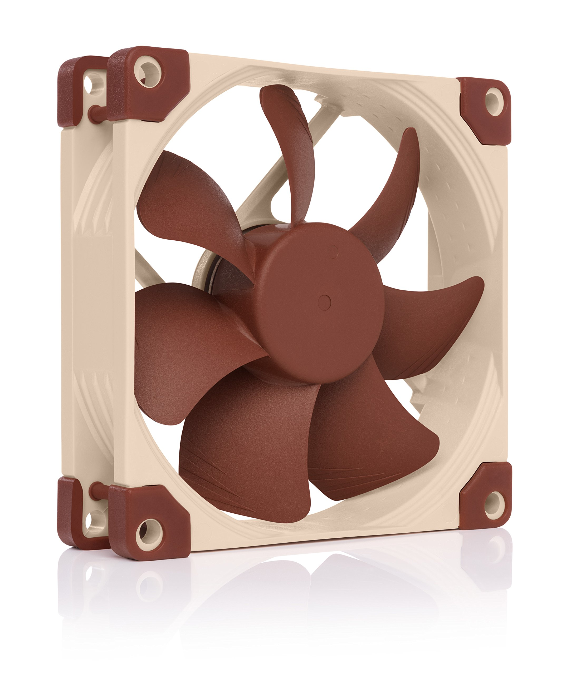 Noctua NF-A9 PWM, 4-Pin Premium Cooling Fan (92mm, Brown) by NOCTUA