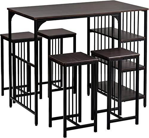 Knocbel Counter Height Dining Table Set