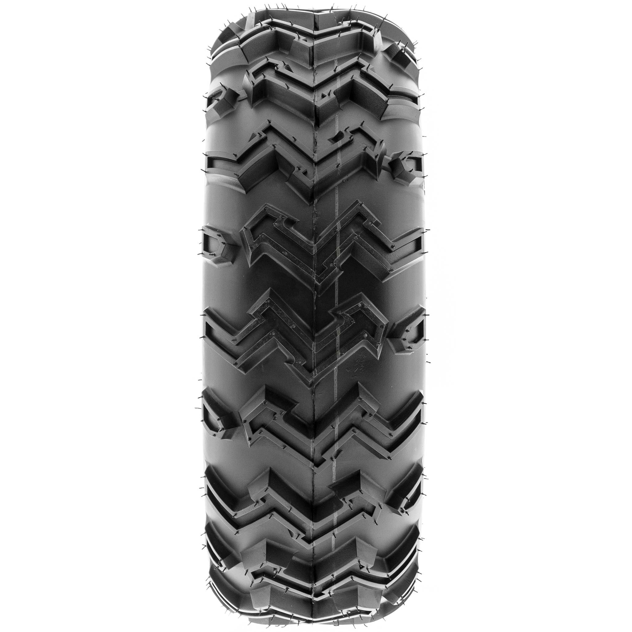 SunF 21x7-10 21x7x10 ATV UTV All Terrain Race Replacement 6 PR Tubeless Tires A001, [Set of 2] by SunF (Image #7)