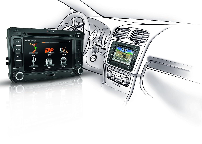 Skoda Oktavia Superb Yeti Navigation Radio: Amazon.de: Elektronik