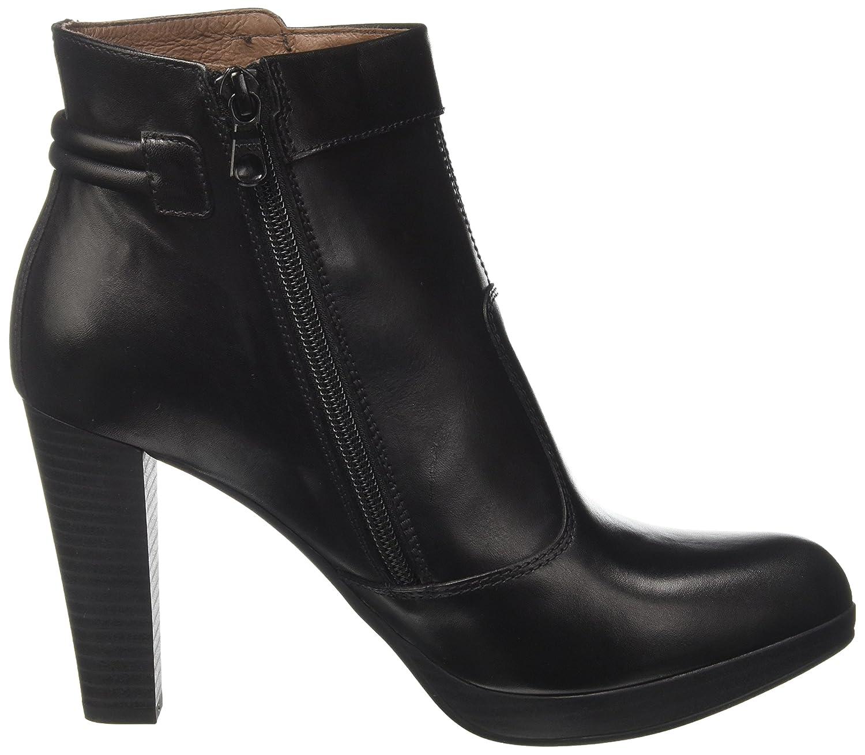 A719130d - Zapatos de Vestir de Piel sintética para Mujer Marrón Size: 38 Nero Giardini QMlSq2gXRV