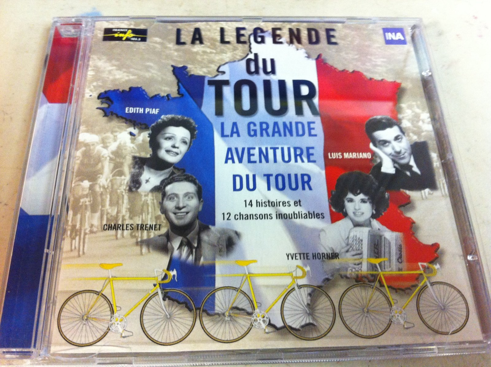 Legende Du Tour