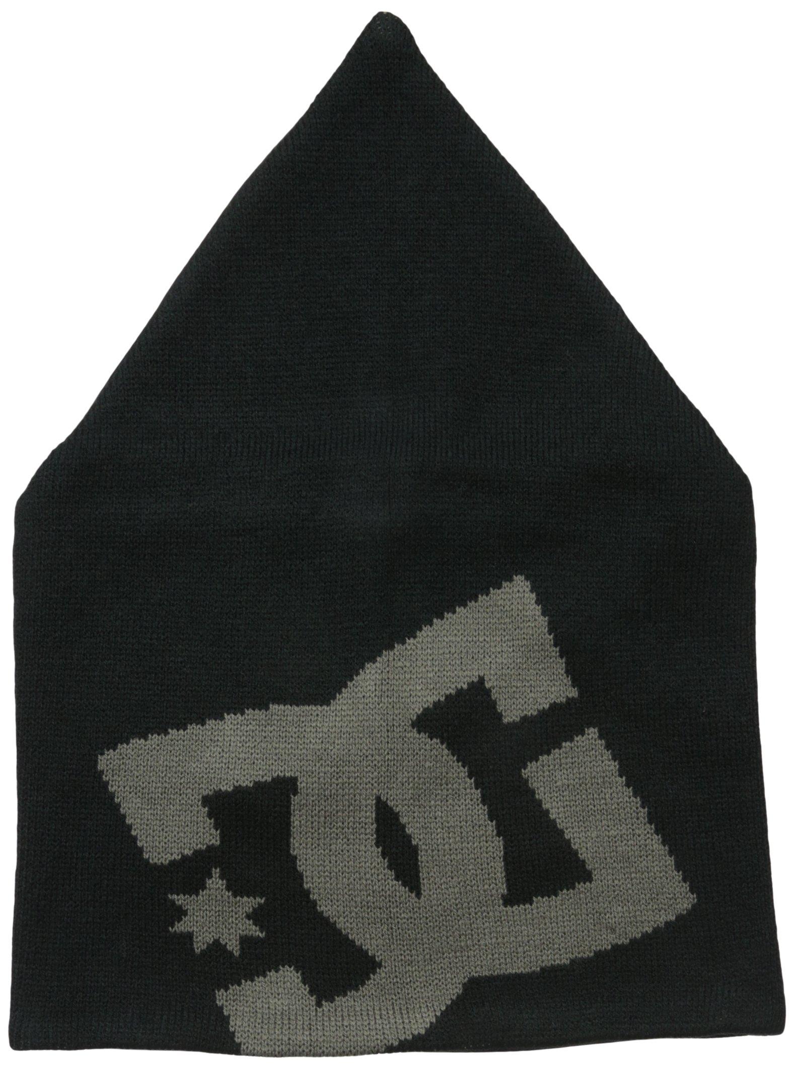 DC Men's Yad Neck Warmer, Black, One Size