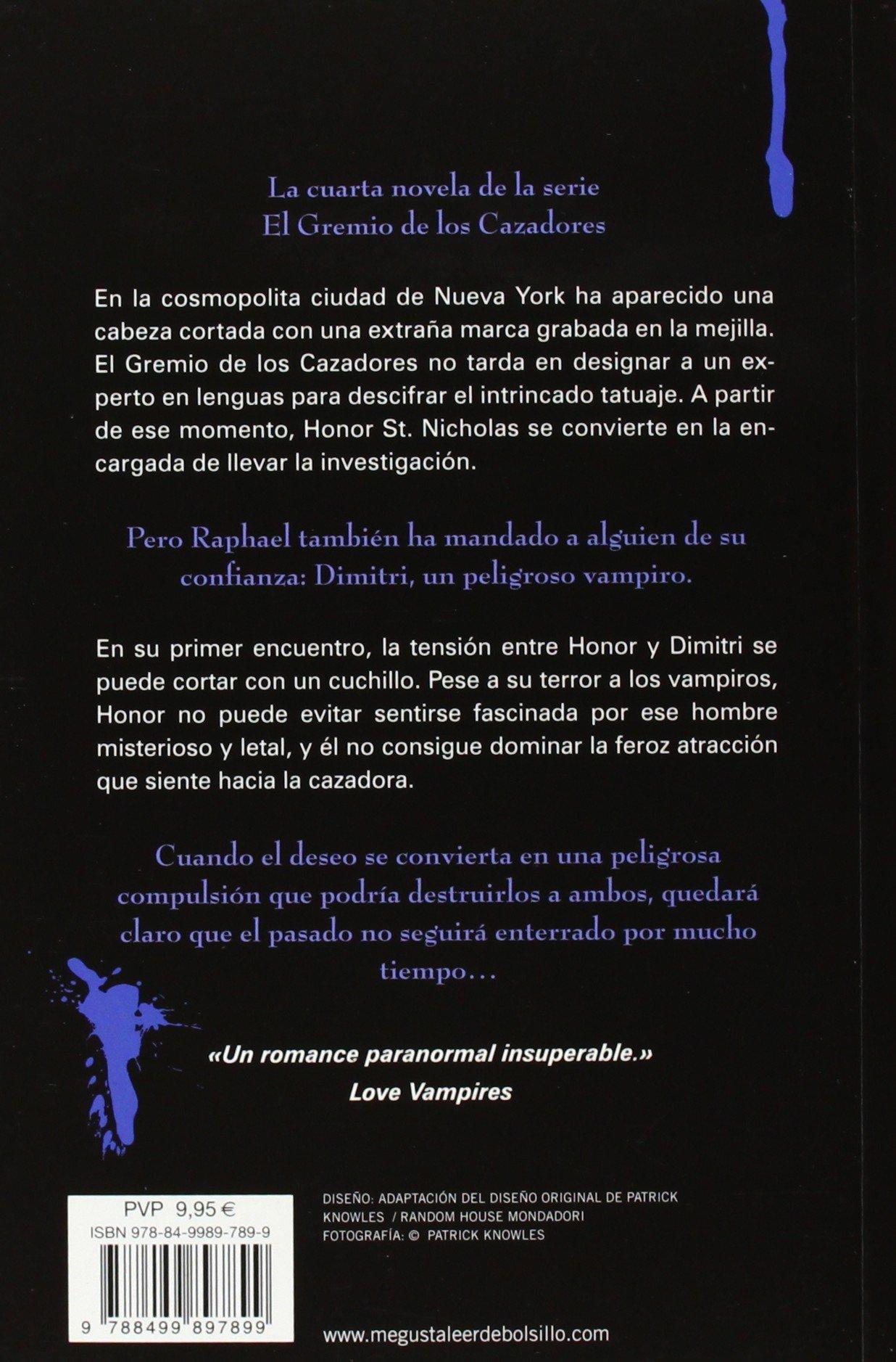 La espada del arcángel (El gremio de los cazadores 4): Amazon.es ...
