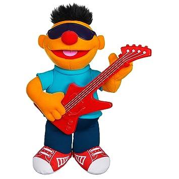 Barrio Sésamo Hasbro Playskool Barrio Sésamo Let s Rock. strummin peluche de Epi