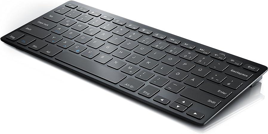 Csl Bluetooth Slim Tastatur Wireless Keyboard Im Computer Zubehör