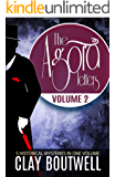 The Agora Letters Volume 2: Five Historical Murder Mysteries