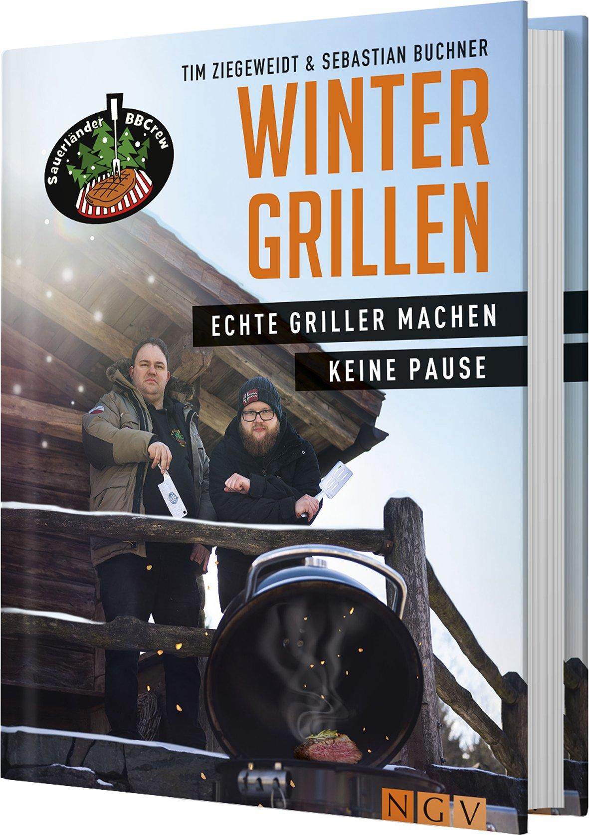 Sauerländer BBCrew Wintergrillen  Echte Griller Machen Keine Pause