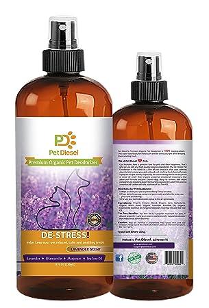 Amazon.com: PREMIUM Pet Deodorizer por Pet Diesel ...