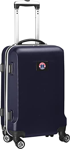 NBA Carry-On Hardcase Spinner, Navy