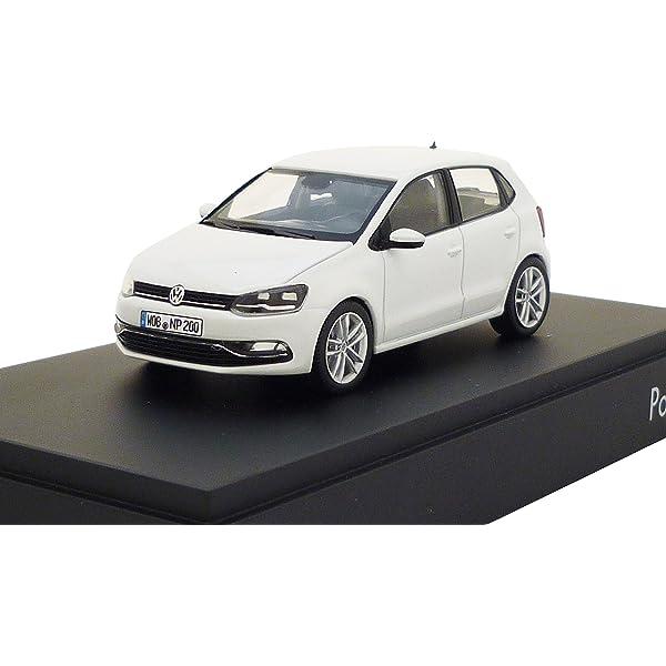 Outletdelocio. Burago 21059R. Coche Volkswagen Polo GTI Mark 5 ...