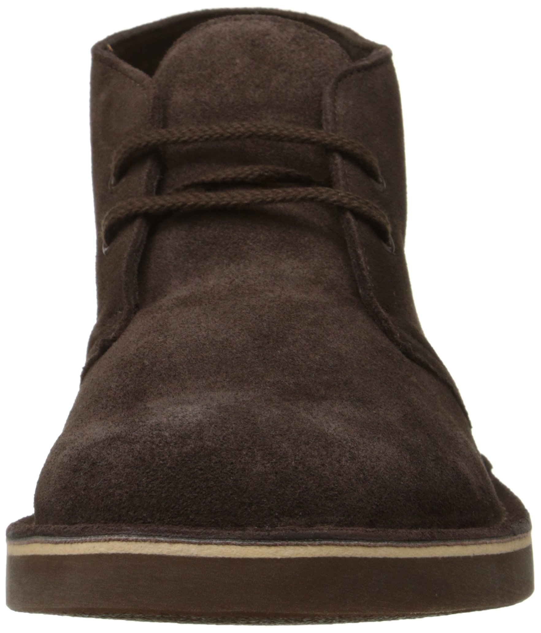 Clarks Men's Bushacre 2 Chukka Boot,Brown Suede,13 M US by CLARKS (Image #4)