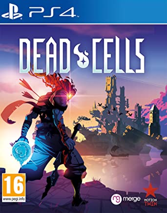 Dead Cells Jaquette ps4