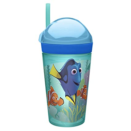 d5f4b149e2 Amazon.com | Zak Designs DRYA-S110 0, Finding Dory: Tumblers & Water Glasses