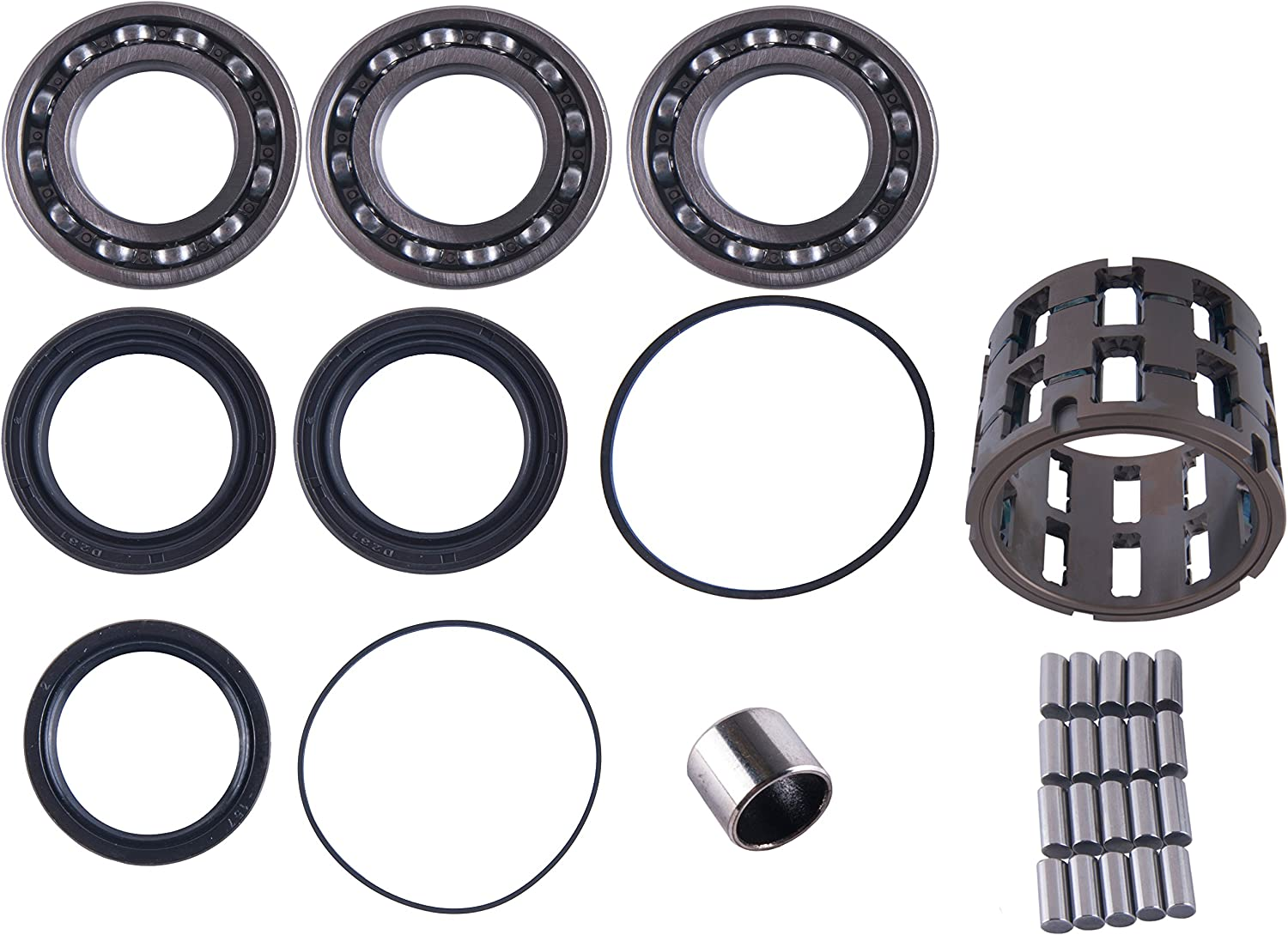 FRONT DIFFERENTIAL ROLLER CAGE Fits POLARIS SPORTSMAN XP 550 2009 2010 2012 2014