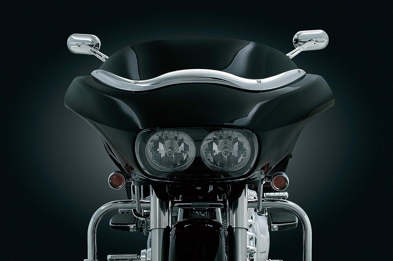 Ultra//Custom Ultra//Custom ,CVA Road Glide XMT-MOTO Chrome Windshield Windscreen Trim Kit fits for Harley-Davidson Touring Road Glide ,Road Glide Special