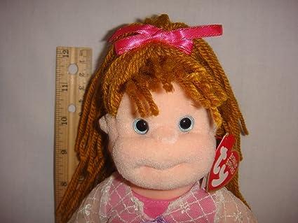 5921b6aca0e Amazon.com  TY Beanie Bopper - ROCKIN  ROSIE  Toys   Games
