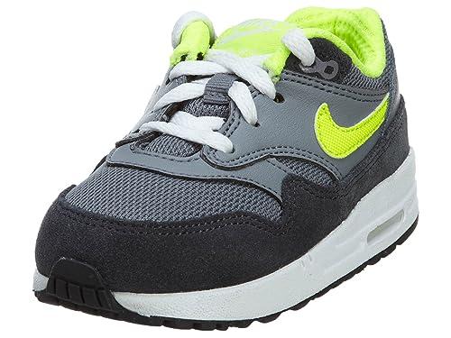 1 Max Bambini Nike td Air Greyvolt Da Ginnastica Scarpe cool xZwtqBEw
