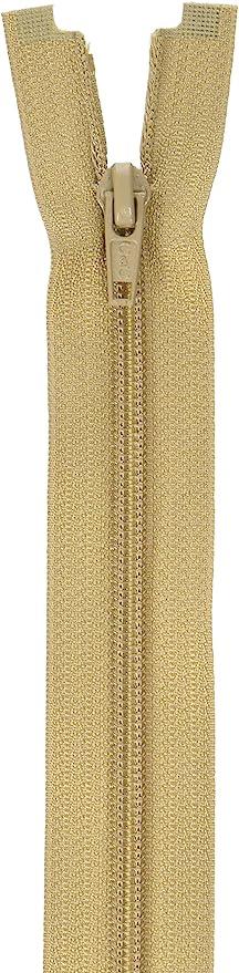 Coats Thread /& Zippers and Sport Separating Zipper Natural 22-Inch