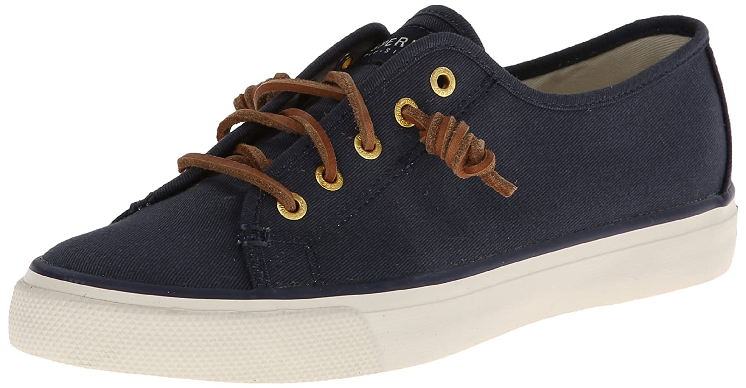 Sperry Top-Sider Women's Seacoast Fashion Sneaker B00I9H83AK 7.5 B(M) US|Navy
