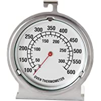 Chef Select Oven Thermometer, Stainless Steel