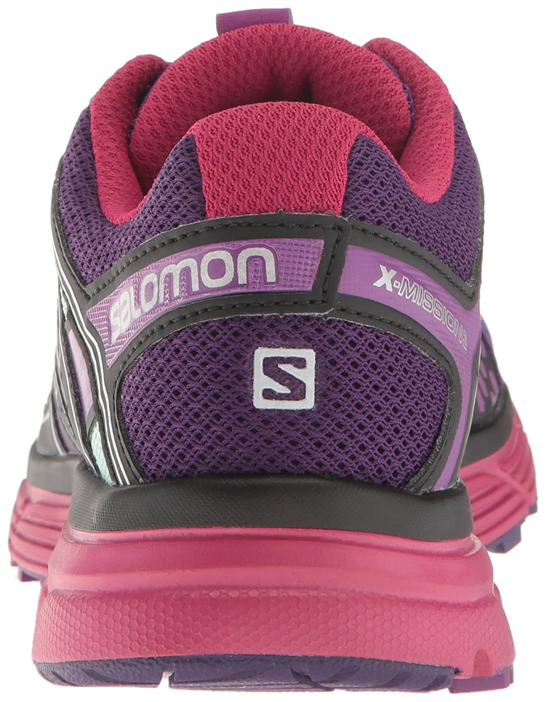 Salomon Salomon Salomon Damen X-Mission 3 W Trailrunning-Schuhe, Synthetik Textil  359d8c