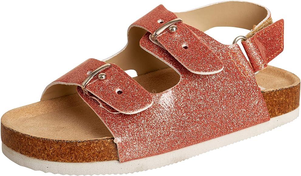 bebe Toddler Girls Footbed Sandals
