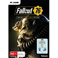Fallout 76: S.*.*.C.*.*.L. Edition (Exclusive to Amazon AU) (PC)