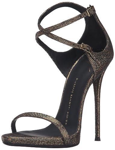 57923352e289 Amazon.com  Giuseppe Zanotti Women s Dress Sandal