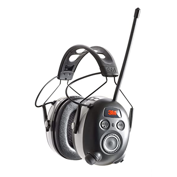 Amazon Com 3m Worktunes Wireless Hearing Protection With Bluetooth