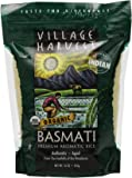 Village Harvest Organic Indian Basmati Rice, 16 Ounce