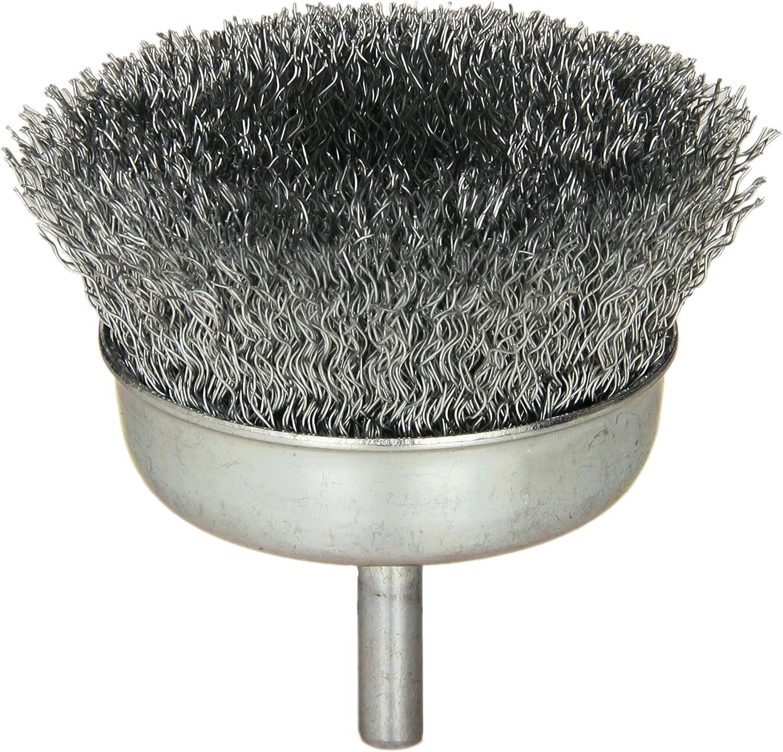 B000RGWY9W BLACK+DECKER Wire Cup Brush, Coarse, 3-Inch (70-609) 81YHEqx9srL