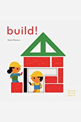 TouchThinkLearn: Build! Board book