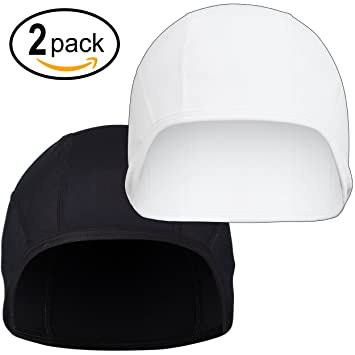 baseball hat motorcycle helmet skull cap beanie quick drying under liner women men best style
