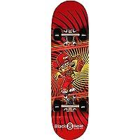 Skateboard Balck8Hole in Acero Multistrato