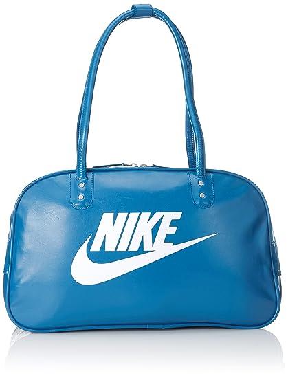 BolsaUnisexAzul Shoulder Club Sporttasche Si Nike Heritage MpzVSU